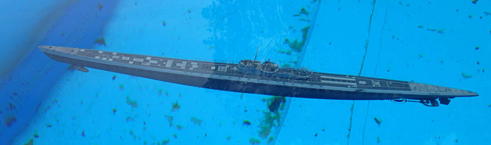 Diving System For Revell 05114 05133 Type Ixc Ixc40