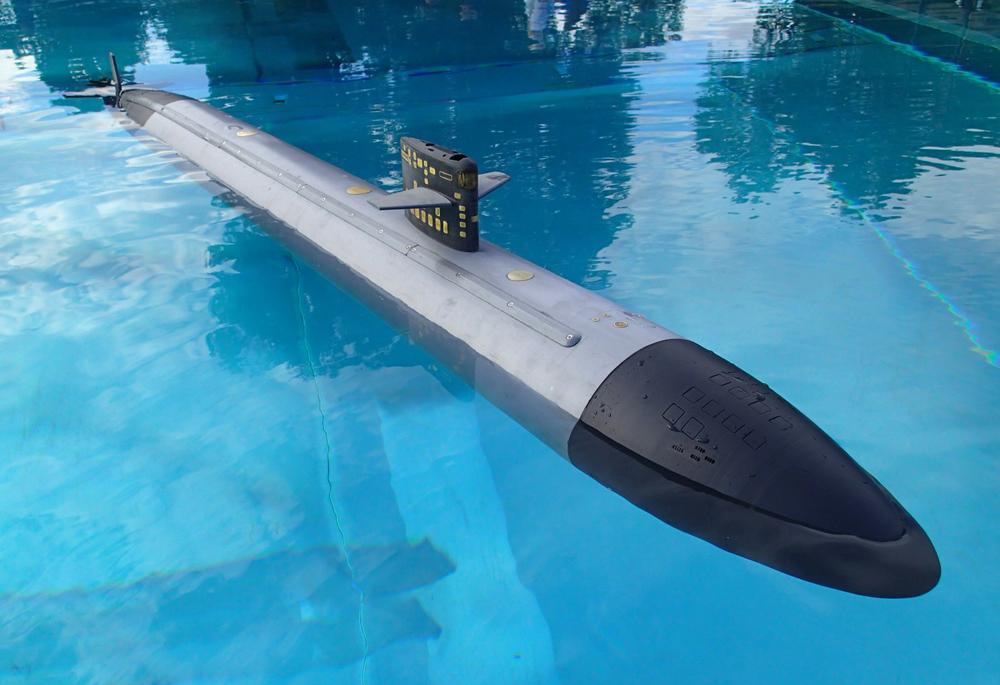 Submarine kit USS Los Angeles 1/72